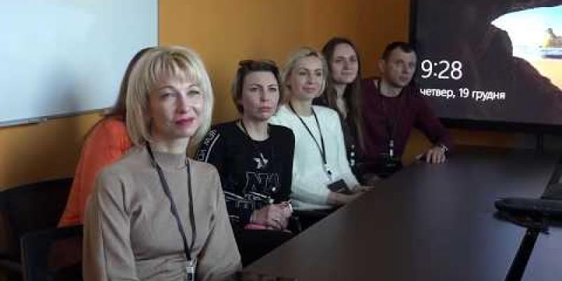 Вбудована мініатюра для Рівненський ЦПТО ДСЗ готує спеціалістів для ІТ- сфери
